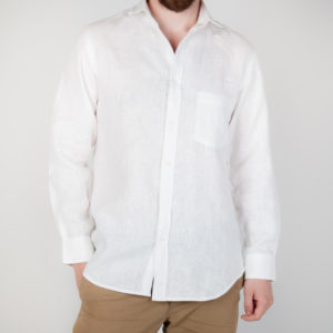 "Chemise Homme ""Ivy"" - 100% Lin"