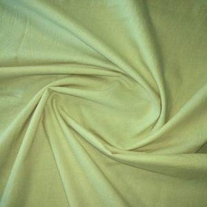 Cambric with mordant Myrobolan + Alum + Iron