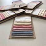 Echantillons couleurs jersey