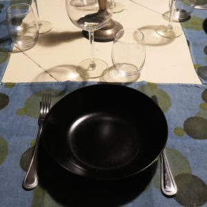 Sets de table 100% végétal