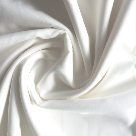 Popeline de coton biologique