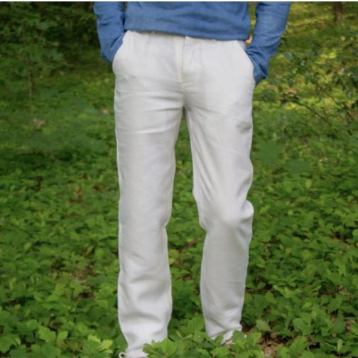 Pantalon homme Ajit 100% Lin
