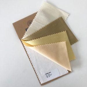 Mordanted fabrics samples