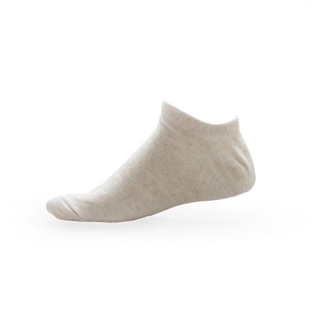 Socquettes Lin Coton Fibre Bio