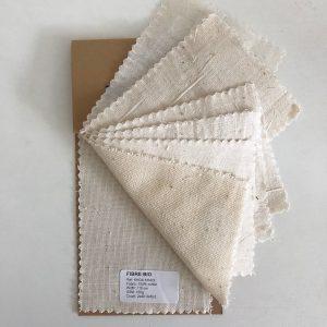 Echantillon tissu khadi
